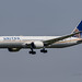 United Boeing 787-9 N19951
