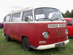 XCG 980J (3) (Nivek.Old.Gold) Tags: 1970 volkswagen danbury camper 1584cc earlybay