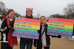 107.Enroute.WomensMarch.WDC.21January2017 (Elvert Barnes) Tags: 2017 january2017 2017presidentialinauguration 58thpresidentialinauguration2017 21january2017 58thpresidentoftheunitedstatesinauguration2017 womensmarch womensmarch2017 saturday21january2017womensmarch beforethemarch beforethesaturday21january2017womensmarch beforethemarch2017 j21womensmarch2017 streetphotography streetphotography2017 streetphotographybeforej21womensmarch2017 enroutetoj21womensmarch2017rally protestsigns protestsigns2017 protestsignsj21womensmarch2017 washingtondc