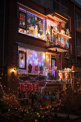 20181221-Canon EOS M5-5612 (Bartek Rozanski) Tags: voorburg zuidholland netherlands holland dutch house decoration christmas seasonal winter lights evening