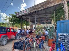 Burrito Amor in Tulum (MX) (The Wide Wide World) Tags: restaurant mexico tulum food burrito tourist popular