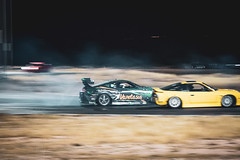P2090427 (Chase.ing) Tags: drift drifting silvia supra smoke sidways tandem jzx chaser is300 altezza s13 240sx s15 riskydevil
