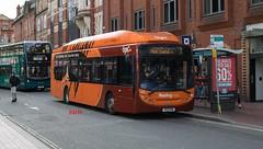 415 Reading Buses (KLTP17) Tags: yr13pnk 415 reading buses adl enviro300 tiger uk bus