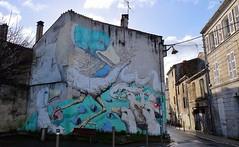 Graffiti Niort (thierry llansades) Tags: graf graffs graffiti graffitis spray aerosol 79 deuxsevres poitou charentes poitoucharentes aquitaine painting bombing mur murs wall peinture fresque fresques art urban urbanart