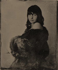 R (Bertrand Carrot Film Photographer) Tags: ambrotype tintype artiste photoshoot photographer collodion wetplate 4x5 camera4x5 linhof since1850