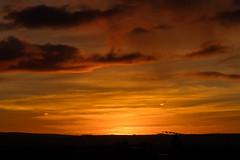 4th December 2018 Sensational Sunrise-5 (Philip Gillespie) Tags: edinburgh scotland 2018 december sunrise sun sky clouds orange red pink blue purple silhouette morning beautiful colour color canon 5dsr early cloudporn winter