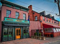 Historic Taverns in Annapolis MD (mbell1975) Tags: annapolis maryland unitedstatesofamerica us historic taverns md usa america american altstadt old town city center centre restaurant cafe bar tavern saloon