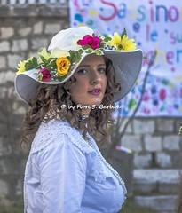 Sassinoro (BN), 2019, Carnevale: Sassinoro e le sue maschere. I fiorai di Firenze. (Fiore S. Barbato) Tags: italy sannio sassinoro carnevale festa feste maschera maschere campania fiume tammaro matese fiorai firenze