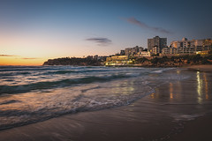 Bondi Beach, Sydney, Australia (darrinwalden Photography) Tags: icebergs ocean sea sand waves dawn sunrise fuji fujifilm xt3 sydney australia beach bondi