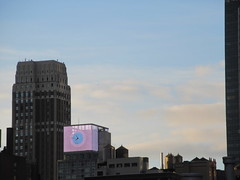 2018 December Christmas Morning Clouds Holiday 8469 (Brechtbug) Tags: 2018 december christmas morning light few moments later virtual clock tower from hells kitchen clinton near times square broadway nyc 12252018 new york city midtown manhattan winter holiday weather building breezy cloud hell s nemo southern view tuesday