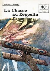 Collection Patrie - (1) - La Chasse au Zeppelin (HCLM) Tags: 19141918 1418 wwi poilus guerre première mondiale soldats armée militaire