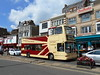 Scarborough & District, 885 (165 DKH) (miledorcha) Tags: eyms east yorkshire motor services scarborough district sd north england 885 165dkh x594egk london central pvl194 open top conversion sea front service 109 holidays tourist summer psv pcv