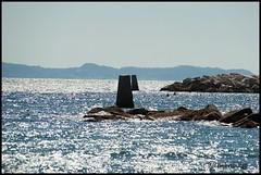 profumo di mare (imma.brunetti) Tags: bacoli capomiseno miliscola campania napoli mare scogli panorama cielo riflessi controluce orizzonte