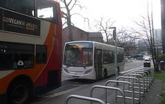 Anon Etc (bobsmithgl100) Tags: busesexcetera fn57 ewv fn57ewv alexander dennis enviro200 bus railreplacement orientalroad woking surrey