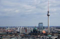 Berlin (Anthony Mark Images) Tags: berlinerfernsehturm berlin germany berlinerdom parkinn berlincathedral capitalofgermany cloudy flickrclickx tvtower deutschland nikon d850 cityscape