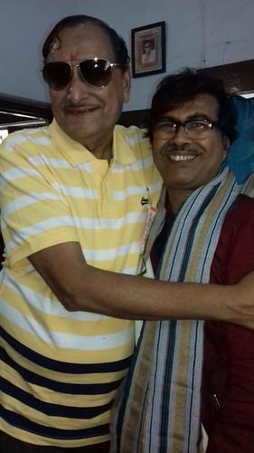 B P Jalan, MD, Shankar Netralay _ Me for conducting free eye camp