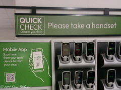 Challenge Friday 2019, week 8, theme speed (1) - Quick Check at Waitrose (karenblakeman) Tags: challengefriday cf19 2019 february speed waitrose quickcheck uk