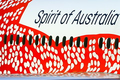 "Origins...Qantas Airways ""Yam Dreaming"" Livery VH-ZND (Manuel Negrerie) Tags: qantas airways yamdreaming livery vhznd graphic painting art airliner aboriginal australia paint design closeup canon plane 7879 qantasairways boeing fuselage jetliner"