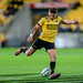 Beauden Barrett kicking