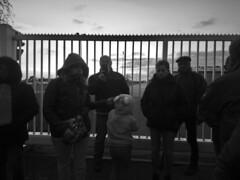 Gilets Jaunes, Le Mans 24H - France (spotfer) Tags: giletsjaunes giletjaune yellowvests yellowvest répression violencespolicières lbd teargas castaner macron larem france paysdelaloire sarthe lemans 24hlemans 24hdumans noiretblanc blackandwhite bw bwphoto blackandwhitephotography mono monochrome monocrome monotone art artistic artphotography artisticphotography streetphotography urbanphotography reportage leica lumix nikon canon x xperia sony konica minolta huawei samsung travel paysage landscape nature docu portfolio photo photography photograph photographie potfersebastien