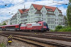 München, 15.07.2017 (Jens_Bolduan) Tags: 1116232 münchensüdring railjet taurus öbb