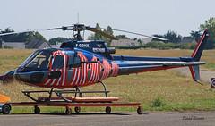 Eurocopter AS 350BA Ecureuil n° 1662 ~ F-GDHX (Aero.passion DBC-1) Tags: spotting la baule dbc1 david biscove aeropassion avion aircraft aviation plane eurocopter as350 ecureuil ~ fgdhx