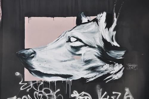 Lisboa - street art (Entrecampos)