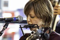 Emily Barker (Terrycym) Tags: truckstorerecords oxford oxfordshire emilybarker headington harmonica shure