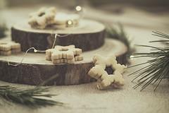 Christmas cookies (Graella) Tags: estrellas stars christmas galletas cookies biscuits homemade handmade bake cocking chocolate xocolata winter invierno hivern still