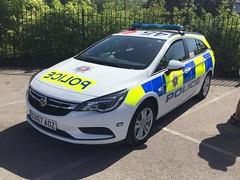 6298 - Surrey Police - GX67 AOZ - 32805398 (Call the Cops 999) Tags: uk gb united kingdom great britain england 999 112 emergency service services vehicle vehicles brooklands museum open day bank holiday monday 5 may 2018 surrey police policing constabulary 101 law and order enforcement