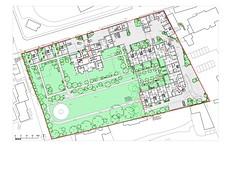 Proposed Site Plan_Upper Ground Floor