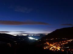 20181228-174000-00011A- (hugoholunder) Tags: alpbach tirol blauestunde berge lichter sterne skilift