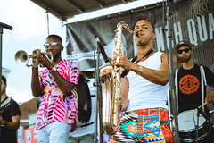 French Quarter Fest 2019 - New Breed Brass Band