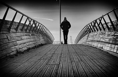 Towards (VisualTheatrics) Tags: landscape landmarks liverpool landscapes landmark lines local leadinglines line beautiful beauty blackandwhite bnw build blacknwhite canon canon750d citylife city canoncamera street streetphotography streetview bridge bridges brightness pov perspective photography photograph pointofview people portrait portraits public portraiture photo perspectives