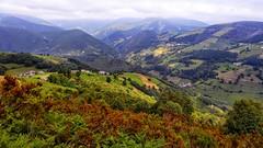 Posada de Besullo, Asturias (jumaro41) Tags: asturias paisaje senderismo ejercicio flores green verde monte montaña naturaleza nature paseo sendero senda vacaciones viaje