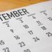 September 11, Patriot Day calendar