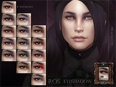 Sims 4 ROS Eyeshadow (wbayderda1) Tags: sims4 sims4mod pack sims 4 hairstyle house clothes make up