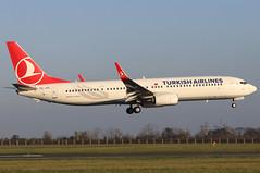 TC-JYL_08 (GH@BHD) Tags: tcjyl boeing 737 739 b737 b739 737900 tk thy turkishairlines dub eidw dublinairport dublininternationalairport dublin aircraft aviation airliner
