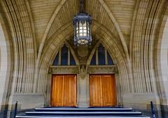 Canada's house (joanne clifford) Tags: xf1655 canada ottawa arches doors johnaritchie architect johnpearson architecture neogothic nationalparliament parliamentaryprecinct centreblock