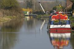 SwarkestoneLock (Tony Tooth) Tags: nikon d7100 nikkor 55300mm canal narrowboat boat wharf trentmerseycanal swarkestone swarkestonelock derbyshire waterway england