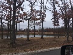20190117-115411-3 (alnbbates) Tags: january2019 osagecounty pond skywatch