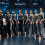 Beautiful presenters for Mercedes-Benz at the 40th Bangkok International Motor Show at IMPACT Challenger hall in Muang Thong Thani, Nonthaburi thumbnail