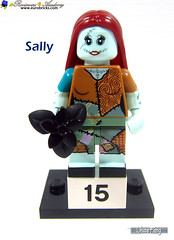 15) Sally (WhiteFang (Eurobricks)) Tags: lego minifigures cmfs collectable walt disney mickey characters licensed design personality animated animation movies blockbuster cartoon fiction story fairytale series magic magical theme park medieval stories soundtrack vault franchise review ancient god mythical town city costume space