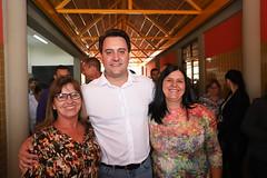 Inauguração do Colégio Estadual Pedro Carli - Guarapuava
