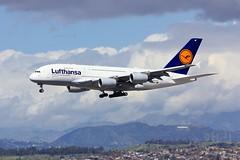 A380 D-AIMF Los Angeles 23.03.19 (jonf45 - 5 million views -Thank you) Tags: airliner civil aircraft jet plane flight aviation lax los angeles international airport lufthansa airbus a380 daimf
