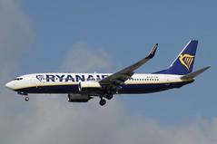EI-FRN (LIAM J McMANUS - Manchester Airport Photostream) Tags: eifrn ryanair fr ryr boeing b737 b738 738 b73h 73h boeing737 boeing737800 egcc manchester man