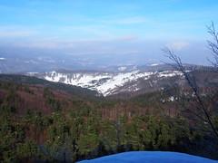 téli tájkép / winter landsacpe (debreczeniemoke) Tags: tél winter hó snow túra hiking erdő forest fa tree hegy mountain gutin gutinhegység gutinmountains tájkép landscape olympusem5