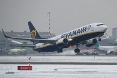 IMG_0998@L6 (Logan-26) Tags: boeing 7378as eifrh msn 44736 ryanair riga international rix evra latvia airport aleksandrs čubikins snow winter