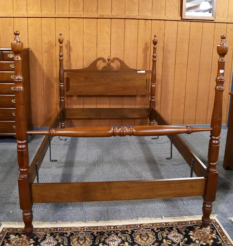 Clore Walnut Full Size Bed ($980.00)