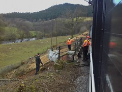 Deeside veg. clearance 170219_130531 (Leslie Platt) Tags: denbighshire llangollenrailway vegetationclearance exposureadjusted straightened